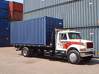 Cargo Container Sales in Livonia in MI
